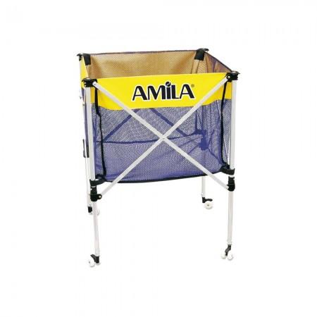 Καλάθι Μεταφοράς Μπαλών AMILA 44994