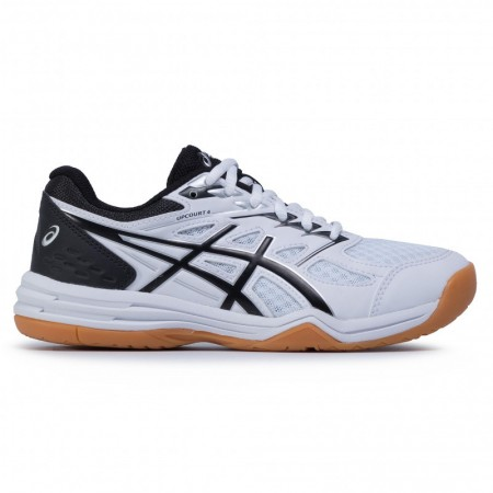 ASICS UPCOURT 4 GS (WHITE/BLACK)