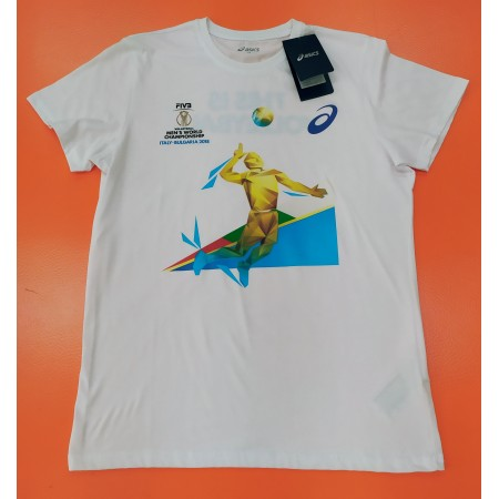ASICS FIVB MEN'S T-SHIRT