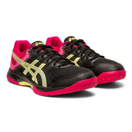 ASICS GEL ROCKET 9 BLACK/SILVER