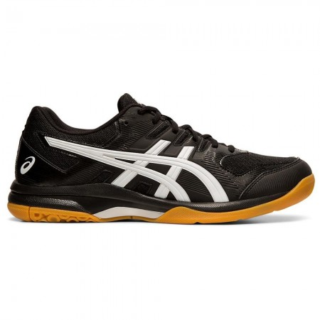 ASICS GEL ROCKET 9 BLACK/WHITE