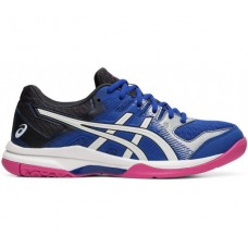 ASICS GEL ROCKET 9 BLUE/WHITE/PINK