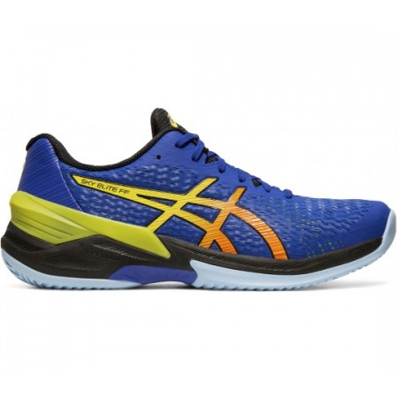 ASICS SKY ELITE FF BLUE/SOUR YUZU