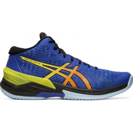 ASICS SKY ELITE FF MT BLUE/SOUR YUZU