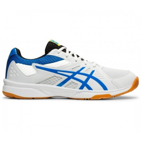 ASICS UPCOURT 3 WHITE/ELECTRIC BLUE