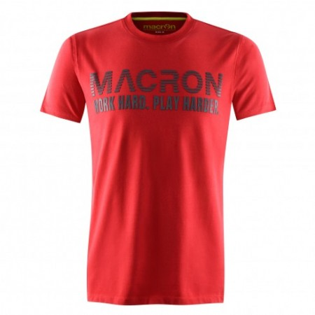 MACRON HOLLY MEN T-SHIRT