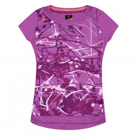 MACRON KONA PRO RUN WOMEN T-SHIRT