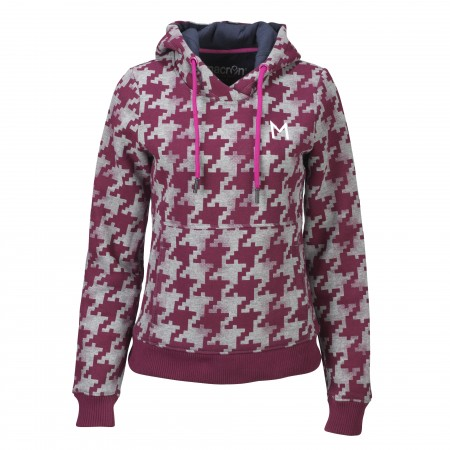 MACRON SANDY WOMEN HOODY