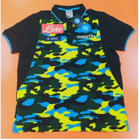 MACRON NAPOLI POLO MEN
