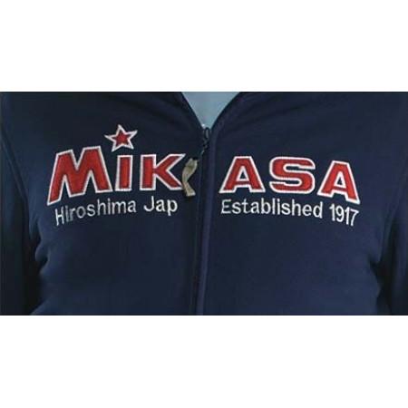 MIKASA MT505 FULL ZIP TOP