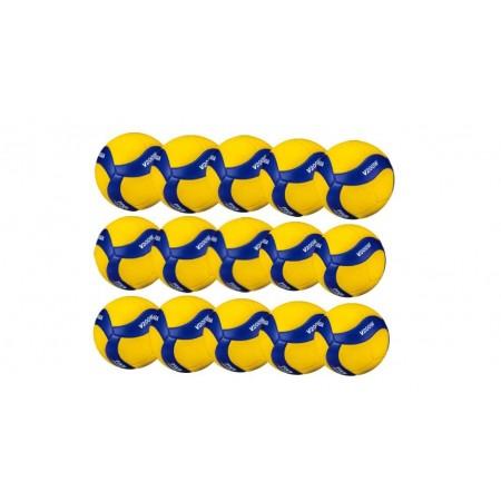 Μπάλα βόλεϋ Mikasa V200W - 41810 [4907225880980] 15τεμ