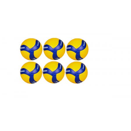 Μπάλα βόλεϋ Mikasa V300W - 41812 [4907225880997] 6 tem