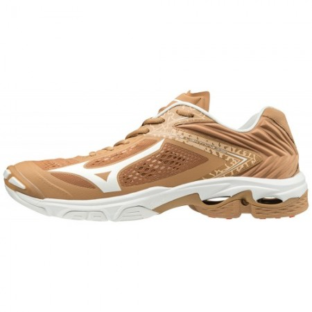 MIZUNO WAVE LIGHTNING Z5 GOLD