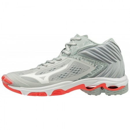 MIZUNO WAVE LIGHTNING Z5 MID GREY