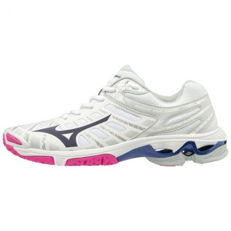 MIZUNO WAVE VOLTAGE WHITE