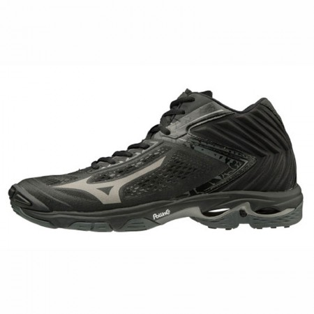 MIZUNO WAVE LIGHTNING Z5 MID BLACK