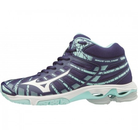 MIZUNO WAVE VOLTAGE MID NAVY