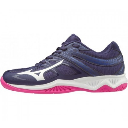 MIZUNO WAVE THUNDER 2 NAVY/WHITE/PINK