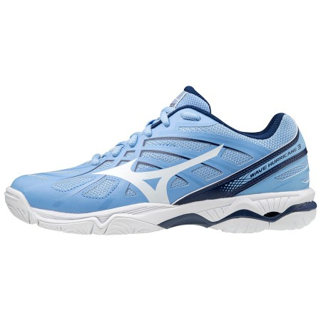 MIZUNO WAVE HURRICANE 3 BLUE/WHITE