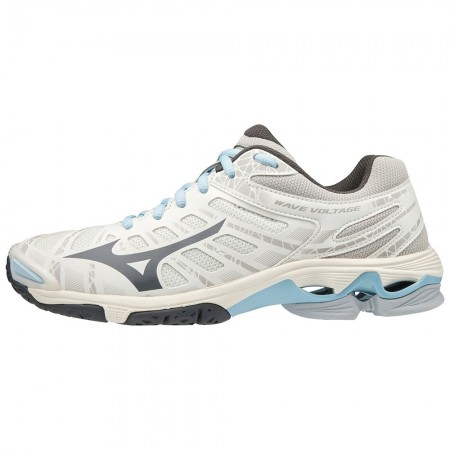 MIZUNO WAVE VOLTAGE SNOW WHITE/DARK SHADOW