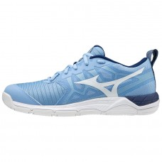 MIZUNO WAVE SUPERSONIC 2 BLUE/WHITE