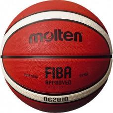 Μπάλα μπάσκετ MOLTEN B5G2010 No5 Orange/Ivory