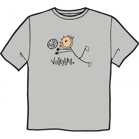 T-Shirt VOLLEYBALL KID
