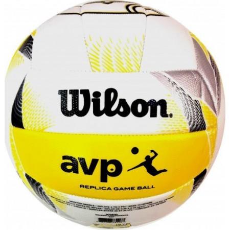 Μπάλα beach volley WILSON AVP REPLICA CITY MANHATTAN (WTH6103 XB)