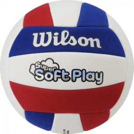 Wilson Super Soft Play (Blue/White)-WTH90219