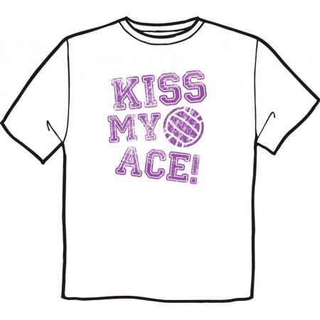 T-Shirt KISS MY ACE