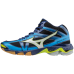 MIZUNO WAVE BOLT 6 MID BLACK-ROYAL