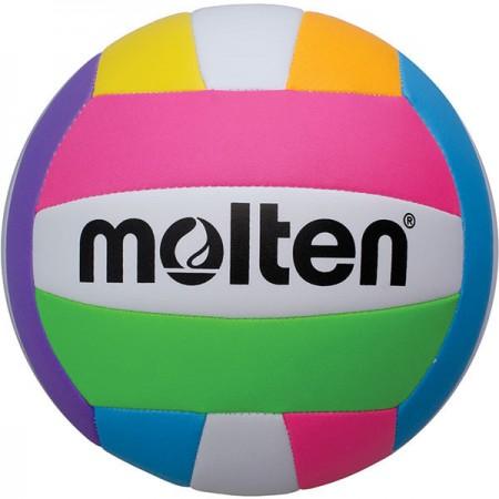ΜΠΑΛΑ BEACH VOLLEY (ΒΟΛΛΕΥ) MOLTEN MS500 NEON