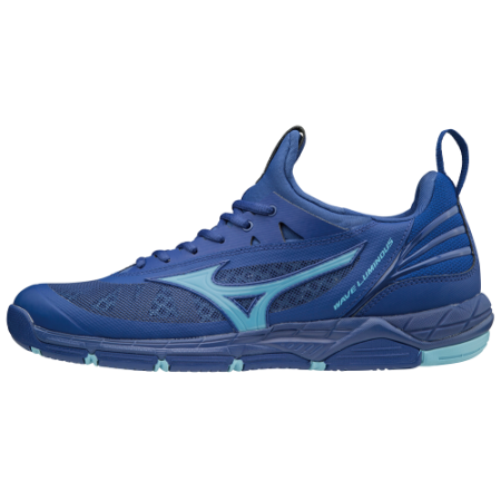 MIZUNO WAVE LUMINOUS NAVY