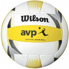 Μπάλα beach volley WILSON AVP OFFICIAL GAME BALL (WTH6007XB)